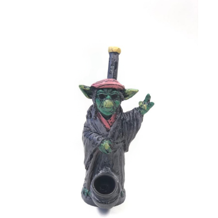 5″ Resin Pipe - Star Wars Yoda