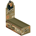 Smoking Double Window Organic Rolling Papers – 25 Pack Box