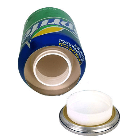 Sprite Pop Tin Safe Can