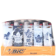 Bic Lighters Toronto Maple Leafs Series - 50 Pack