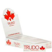 Trudo Hemp 1 1/4 Rolling Papers Display Box
