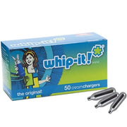 Whip-It N20 Cream Chargers - 50 Pack