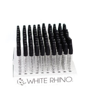 White Rhino Glass Straw Nectar Collector - 100 Pcs