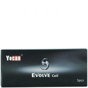 Yocan Evolve Quartz Dual Coil Pack – 5 pcs