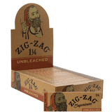 Zig Zag Unbleached 1 1/4 Papers - 24 Pack