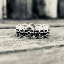 Load image into Gallery viewer, Till Death Do Us Part Ring, Silver