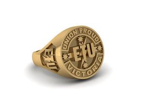 ETU Victoria Members Ring, 20mm