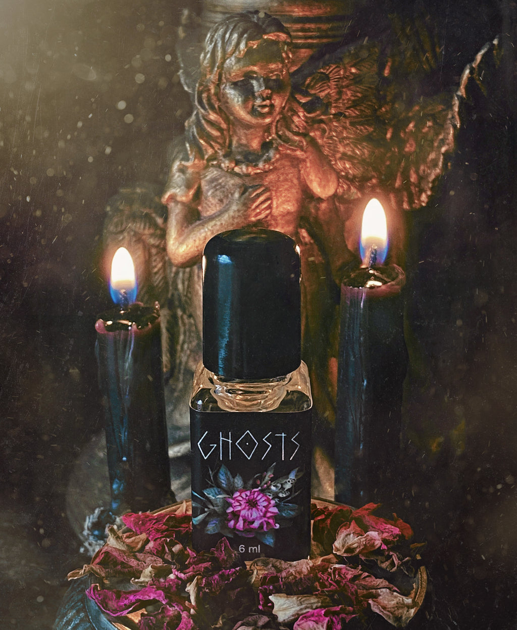 Ghosts :: Perfume Oil
