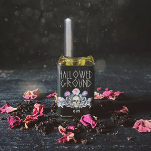 Hallowed Ground :: Perfume Oil