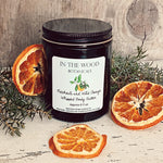 Patchouli and Wild Orange Whipped Body Butter