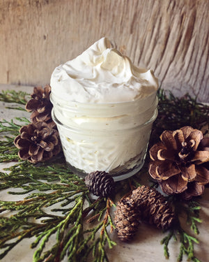 Winter Woodland Whipped Body Butter