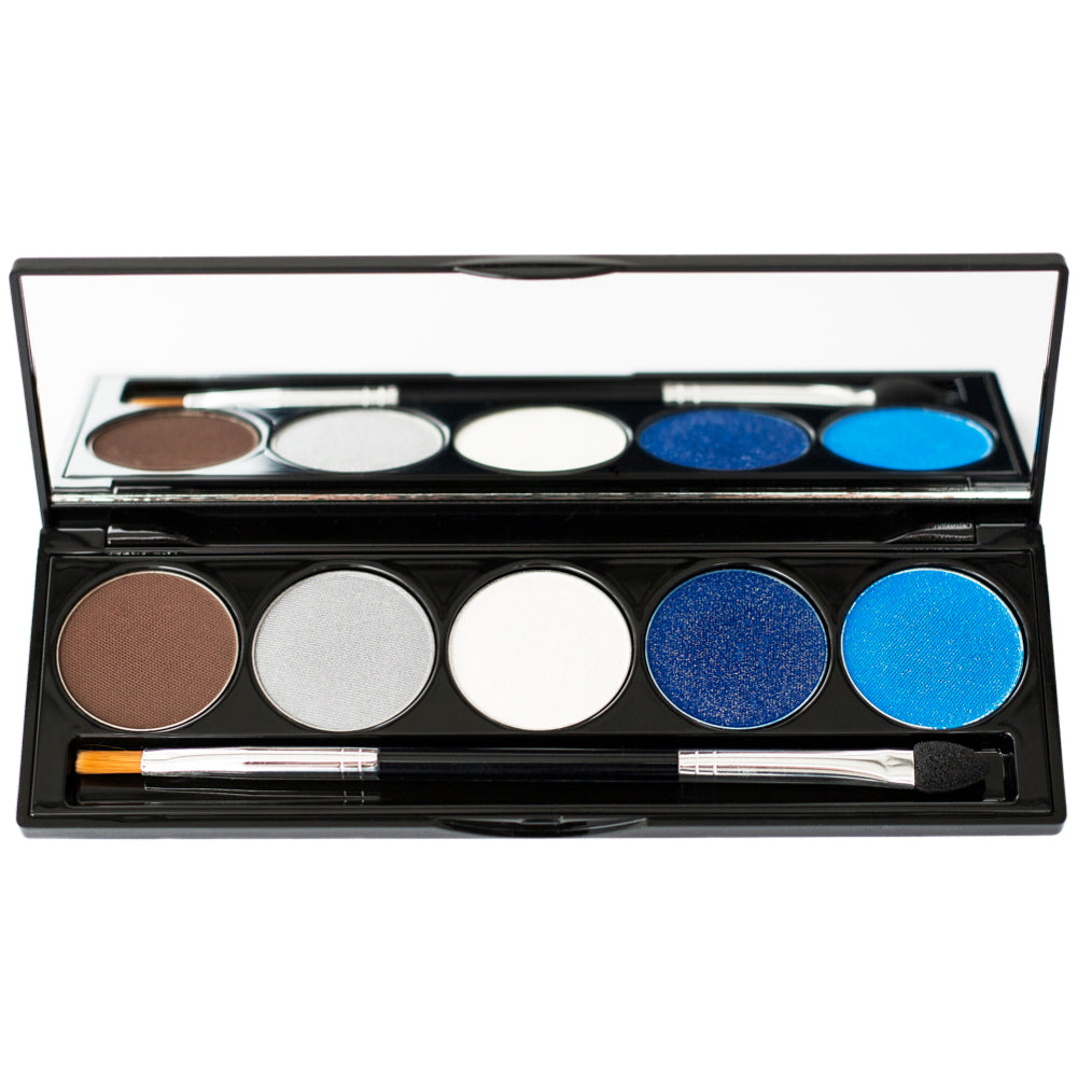 Snow Angel Palette and Eyeliner Bundle