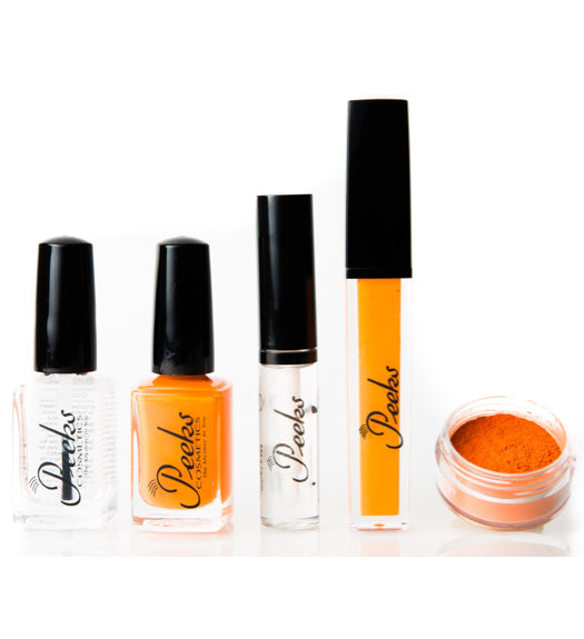 Tangerine Ultimate Gift Set