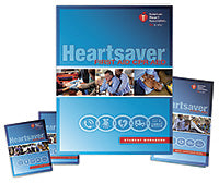 Heartsaver First Aid, CPR, AED student manual