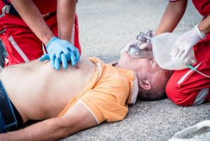Adult CPR First Aid & AED