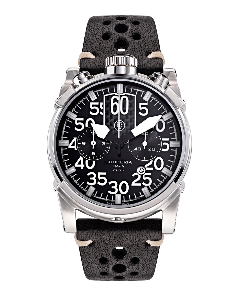 Bullet Head Saturno Chronograph Watch