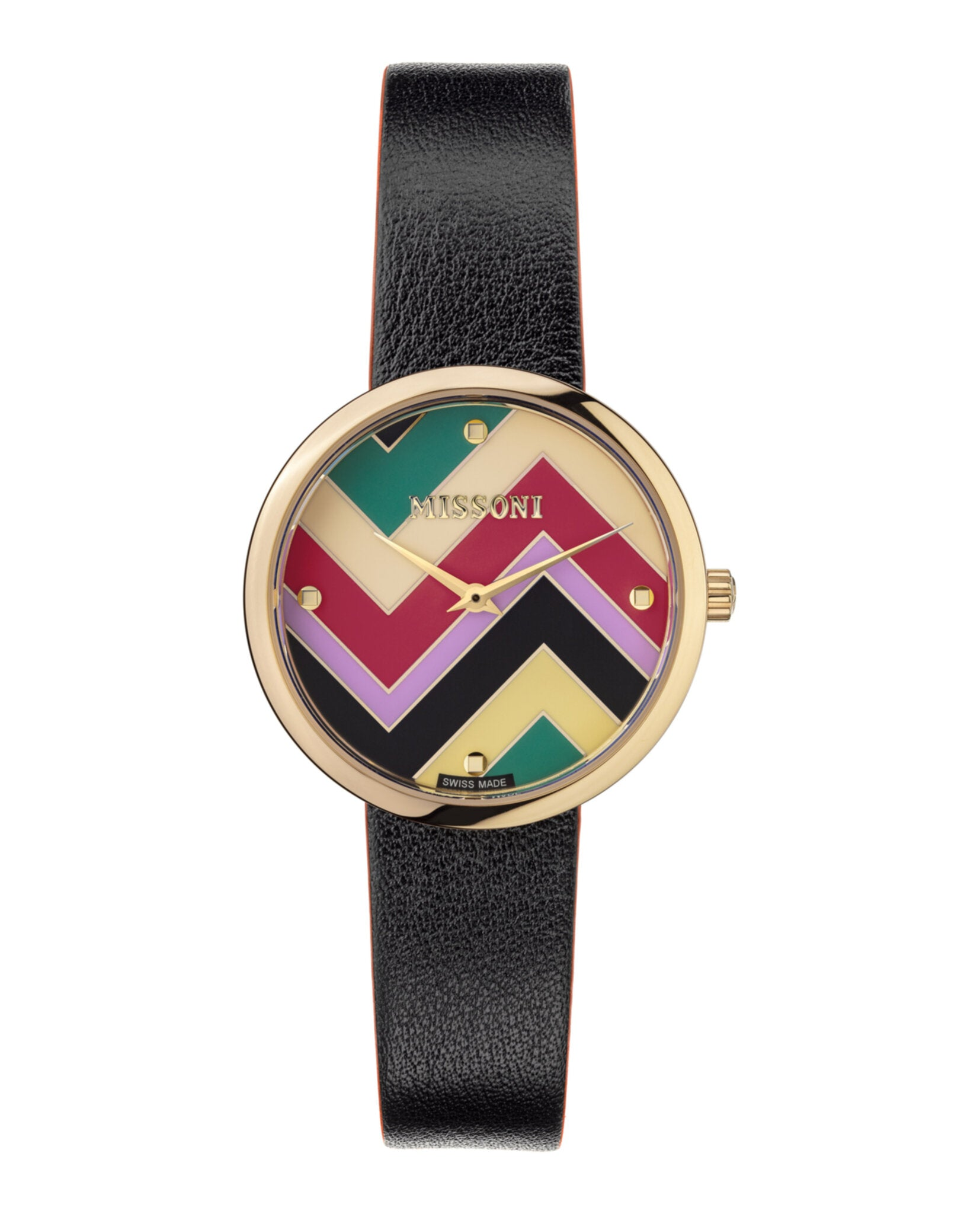 M1 Joyful Leather Watch