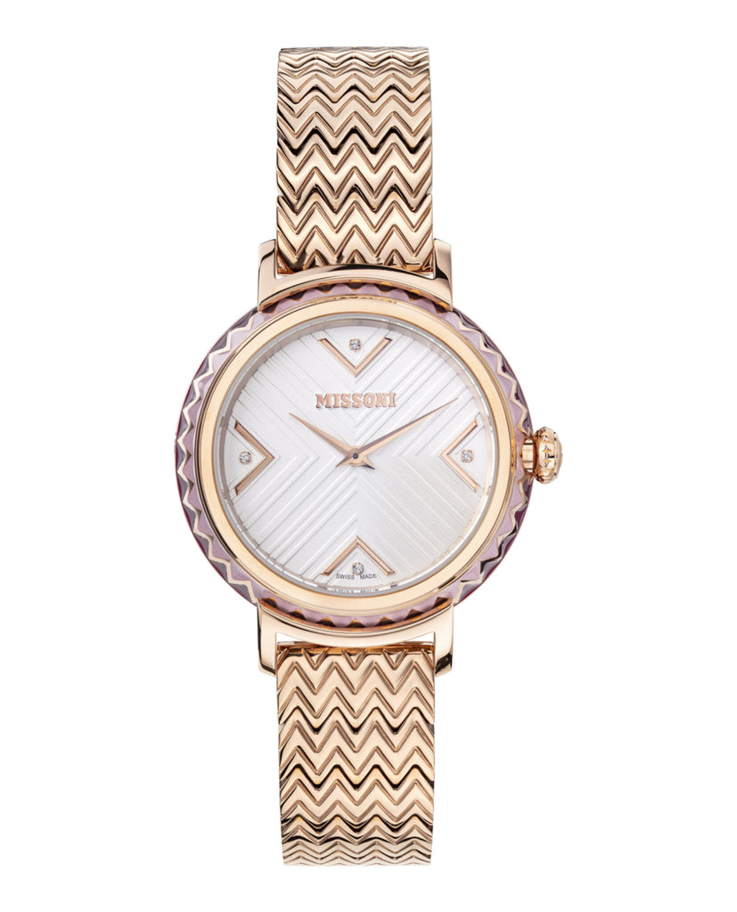 Chevron Joyful Bracelet Watch