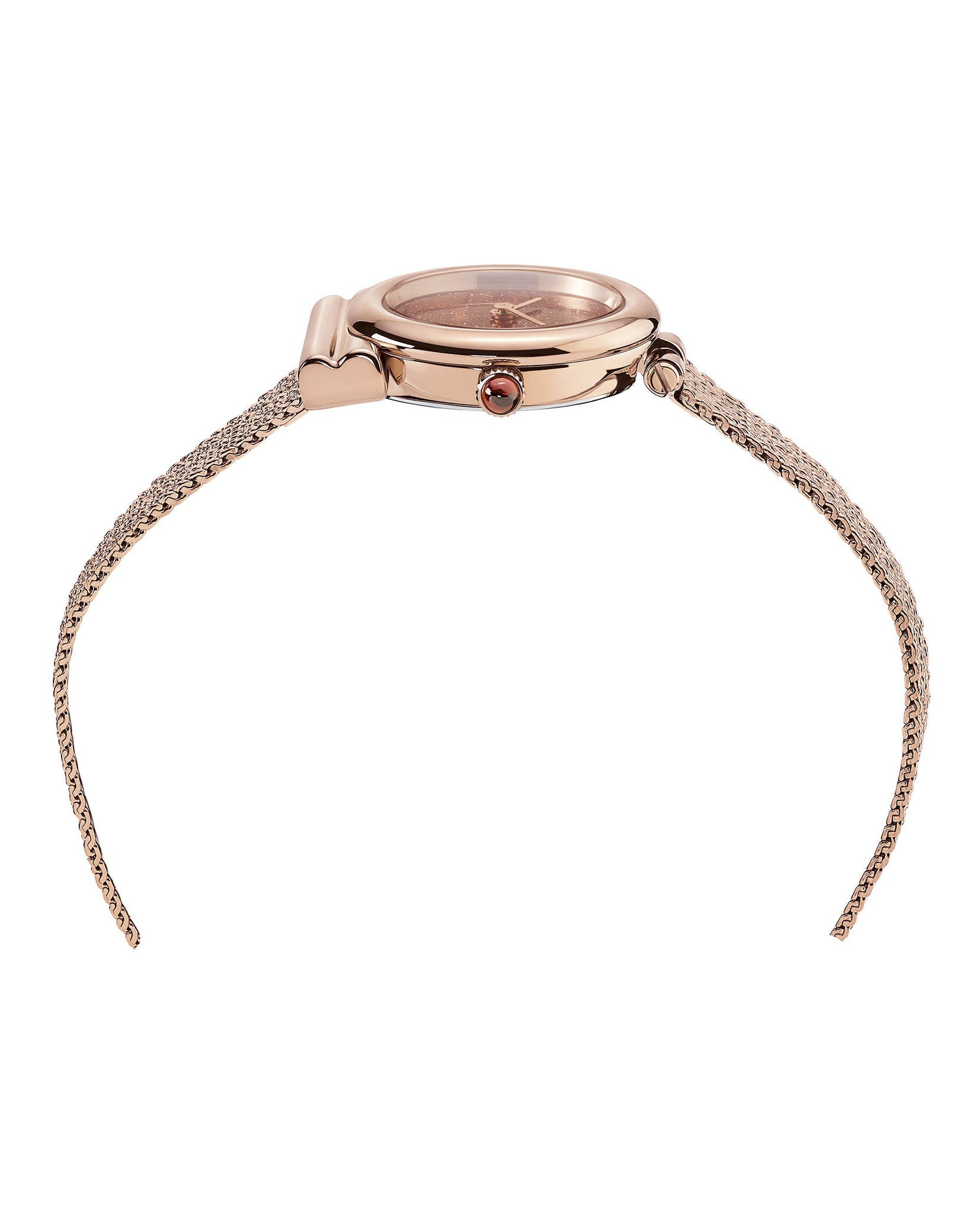 Salvatore Ferragamo Gancini Holiday Caps Watch