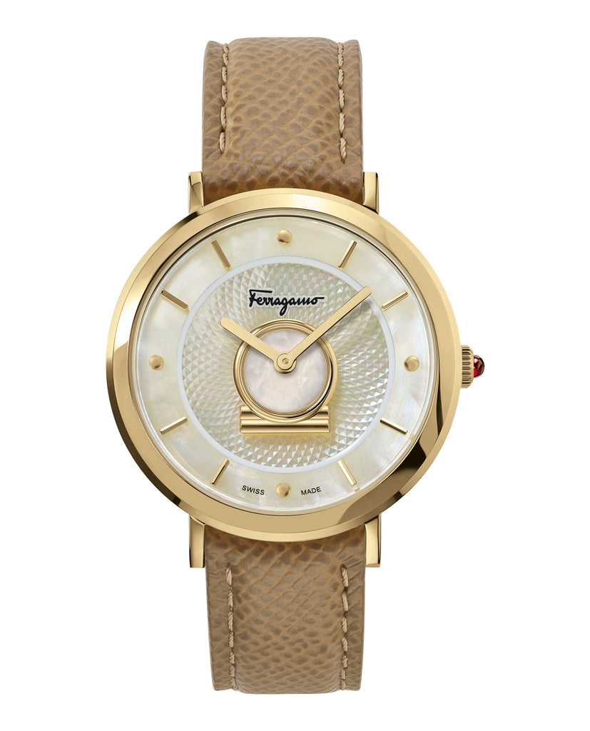 Salvatore Ferragamo Minuetto Watch