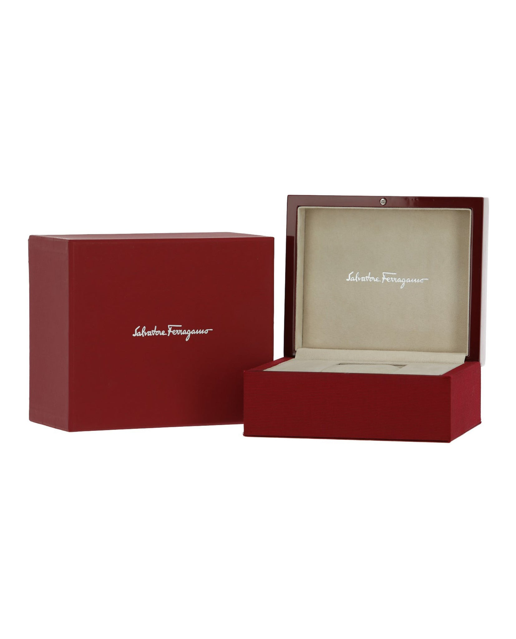 Salvatore Ferragamo Double Gancini Watch