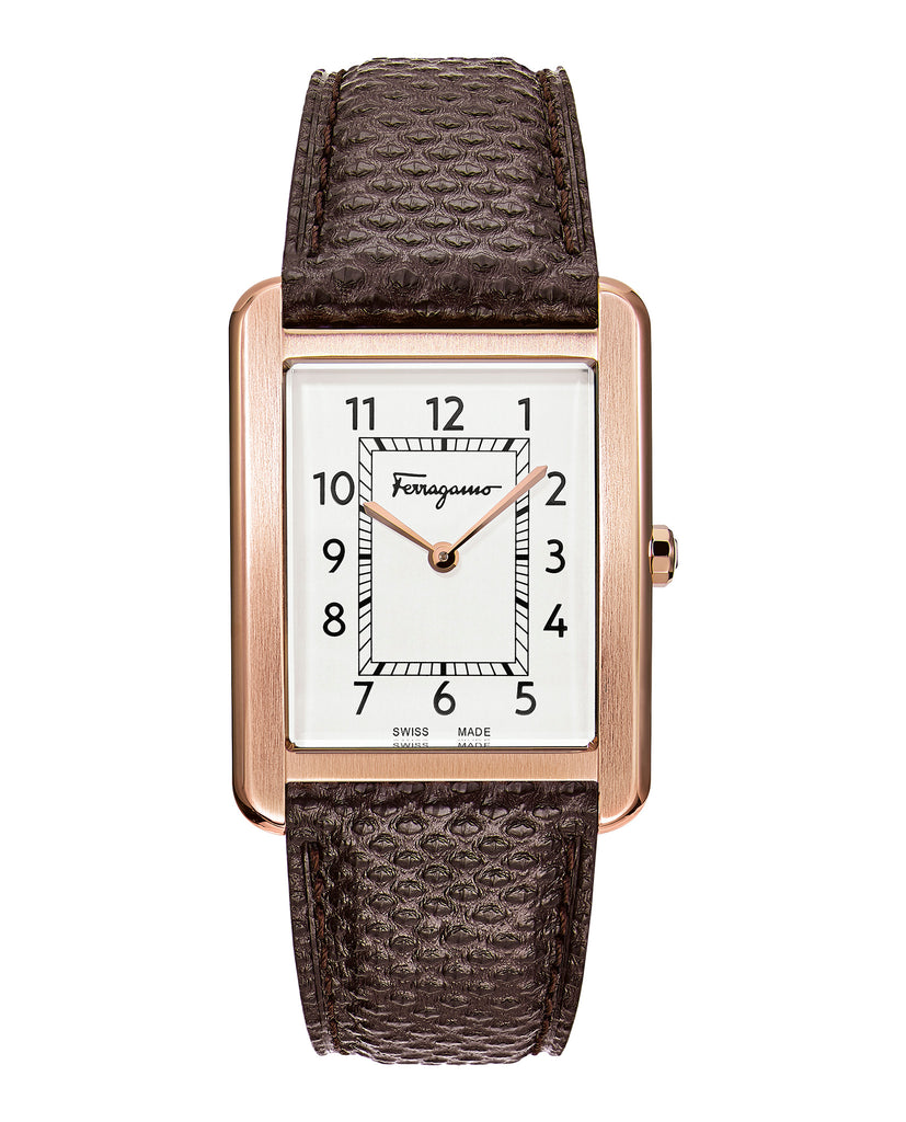 Salvatore Ferragamo Ferragamo Portrait G Watch