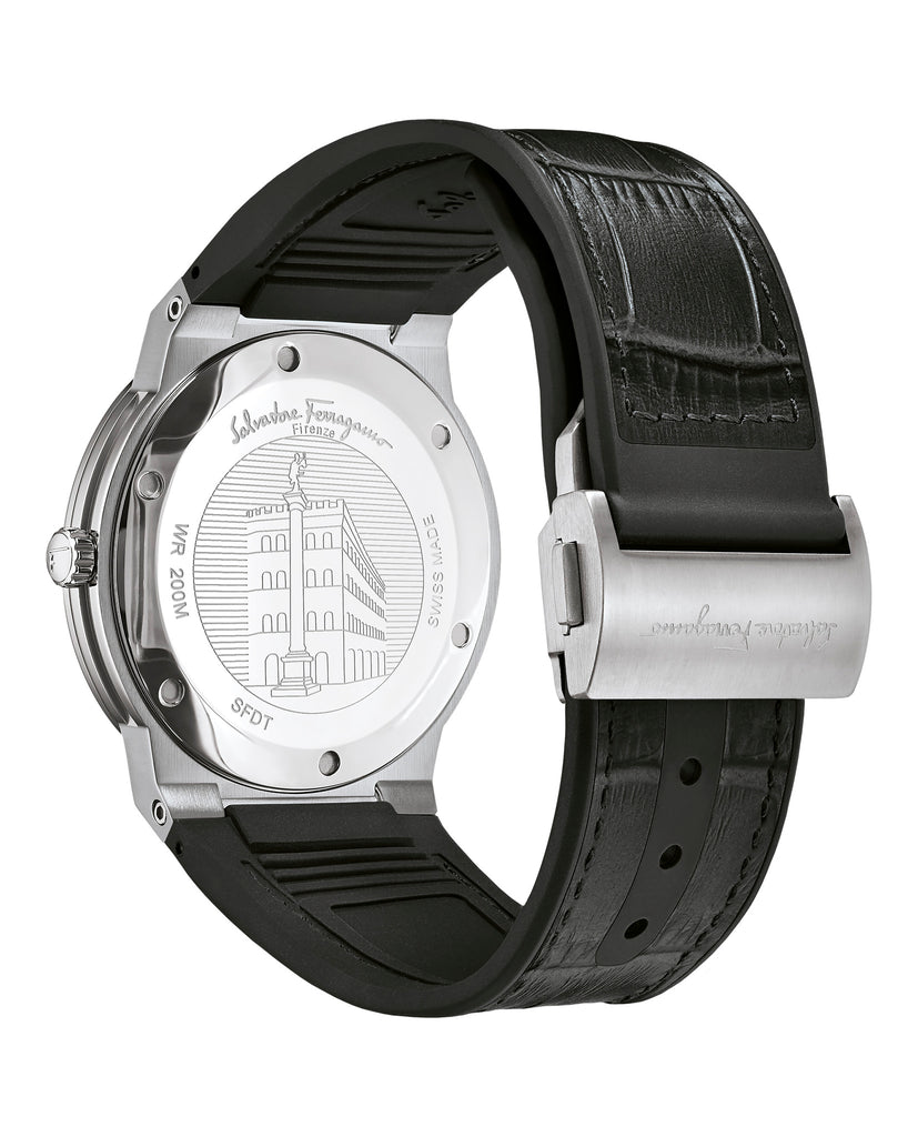 Salvatore Ferragamo F-80 Slim Watch