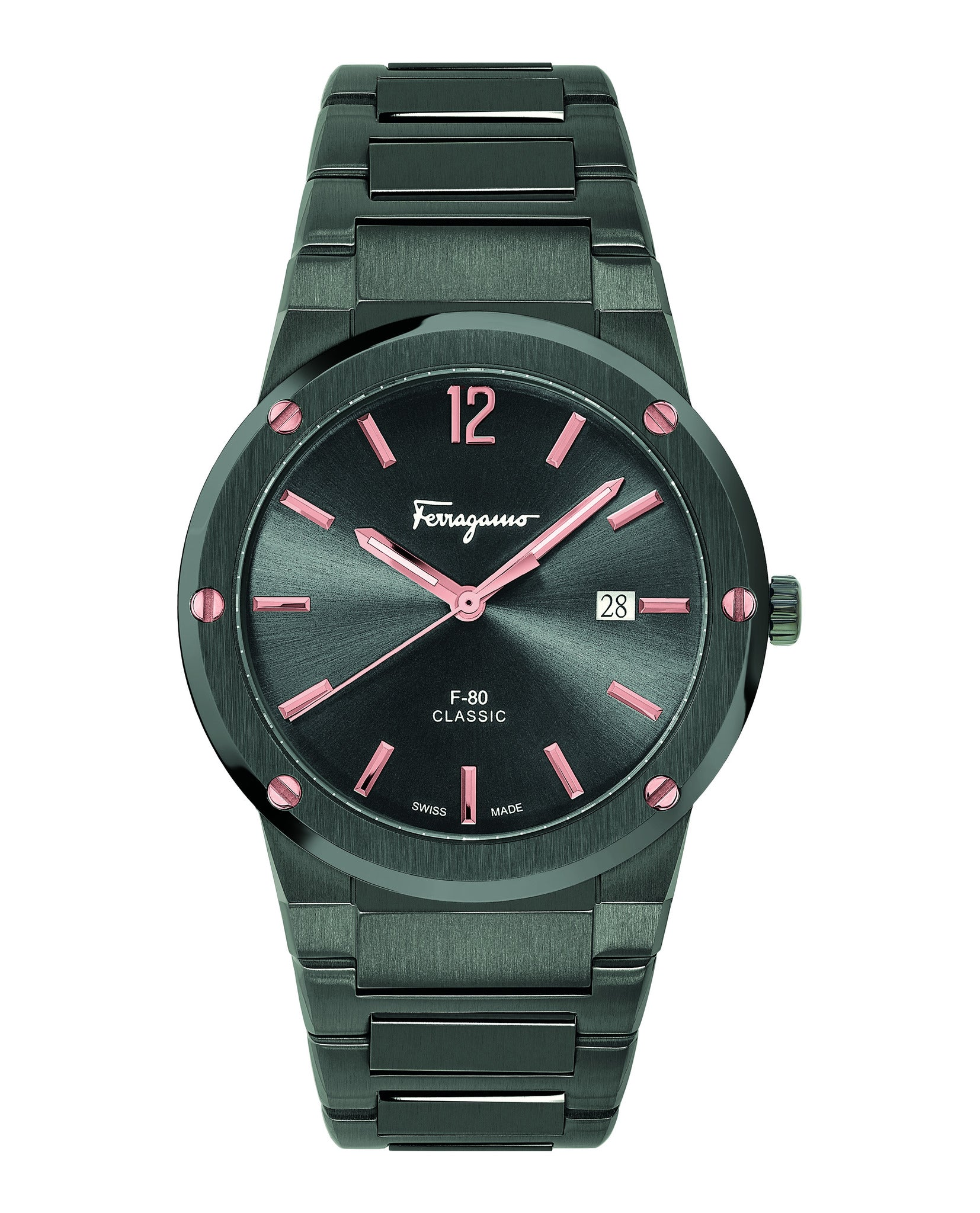 Salvatore Ferragamo F-80 Watch
