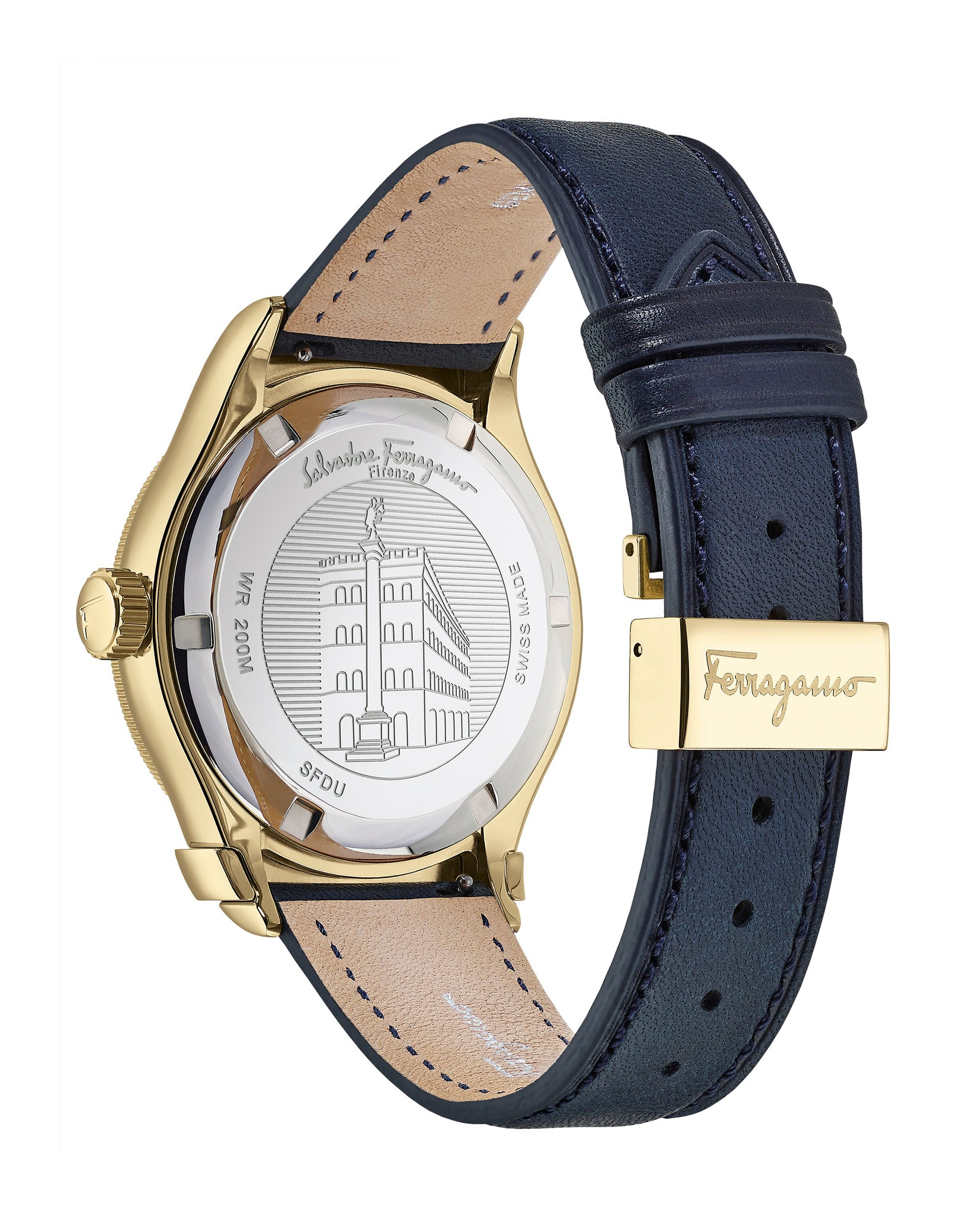 Salvatore Ferragamo Ferragamo 1898 Sport Watch