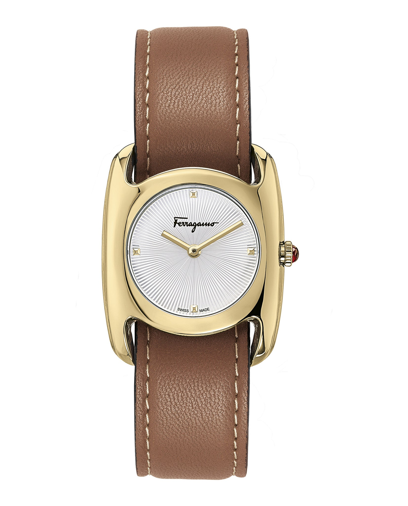 Salvatore Ferragamo Vara Watch