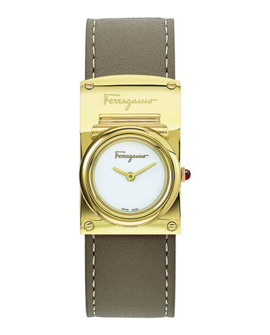 Salvatore Ferragamo Boxyz Watch