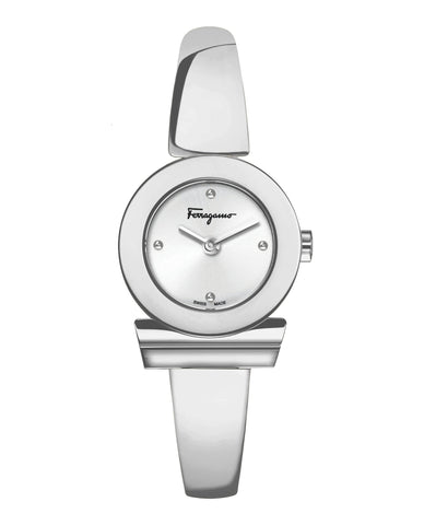 Salvatore Ferragamo Gancino Bracelet Watch