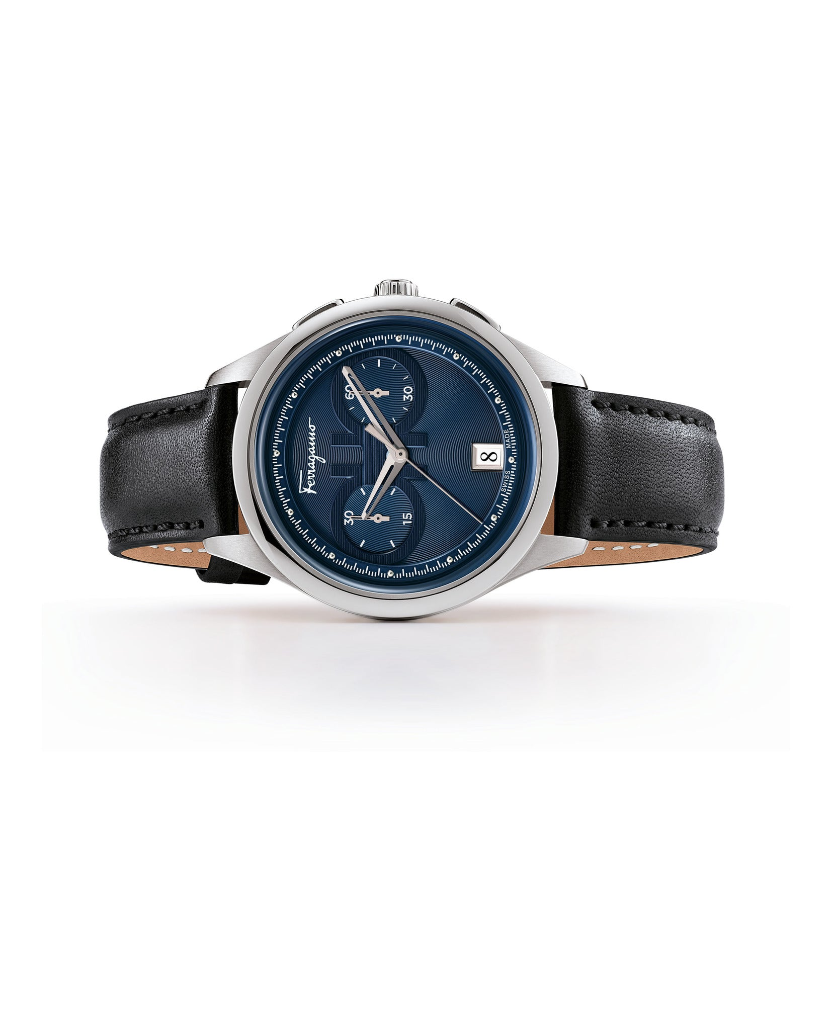 Ferragamo Racing Chronograph Watch