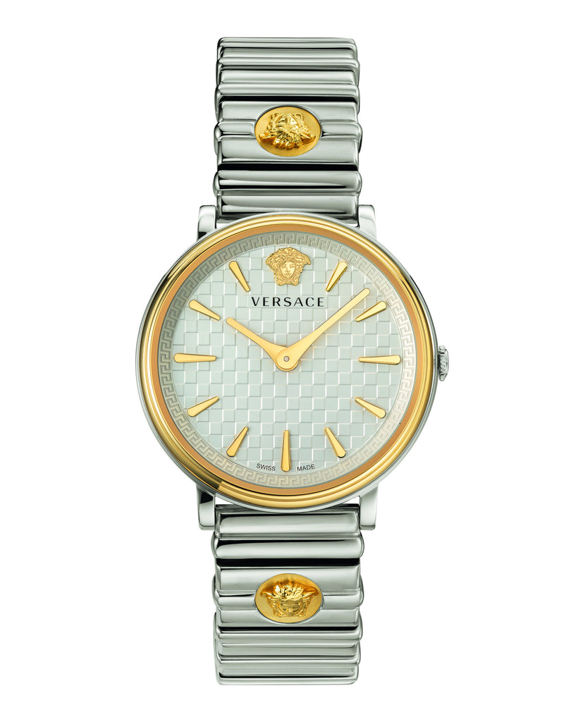 Versace V-Circle / Logomania Watch