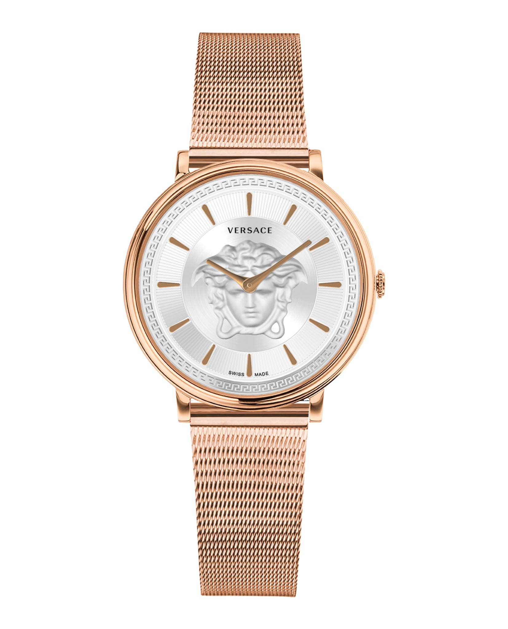 Versace V-Circle Medusa Watch