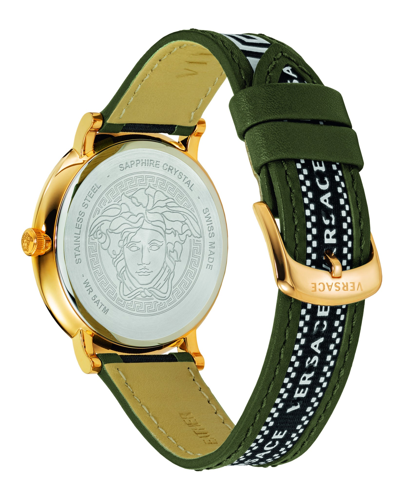 Versace V-Circle / Greca Edi Watch