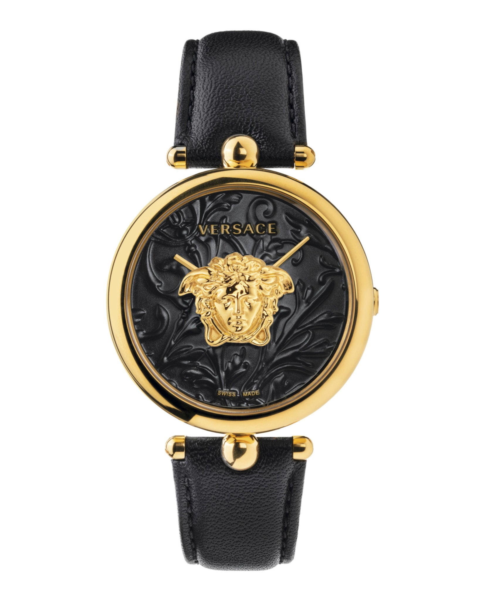 Palazzo Empire Barocco Leather Watch