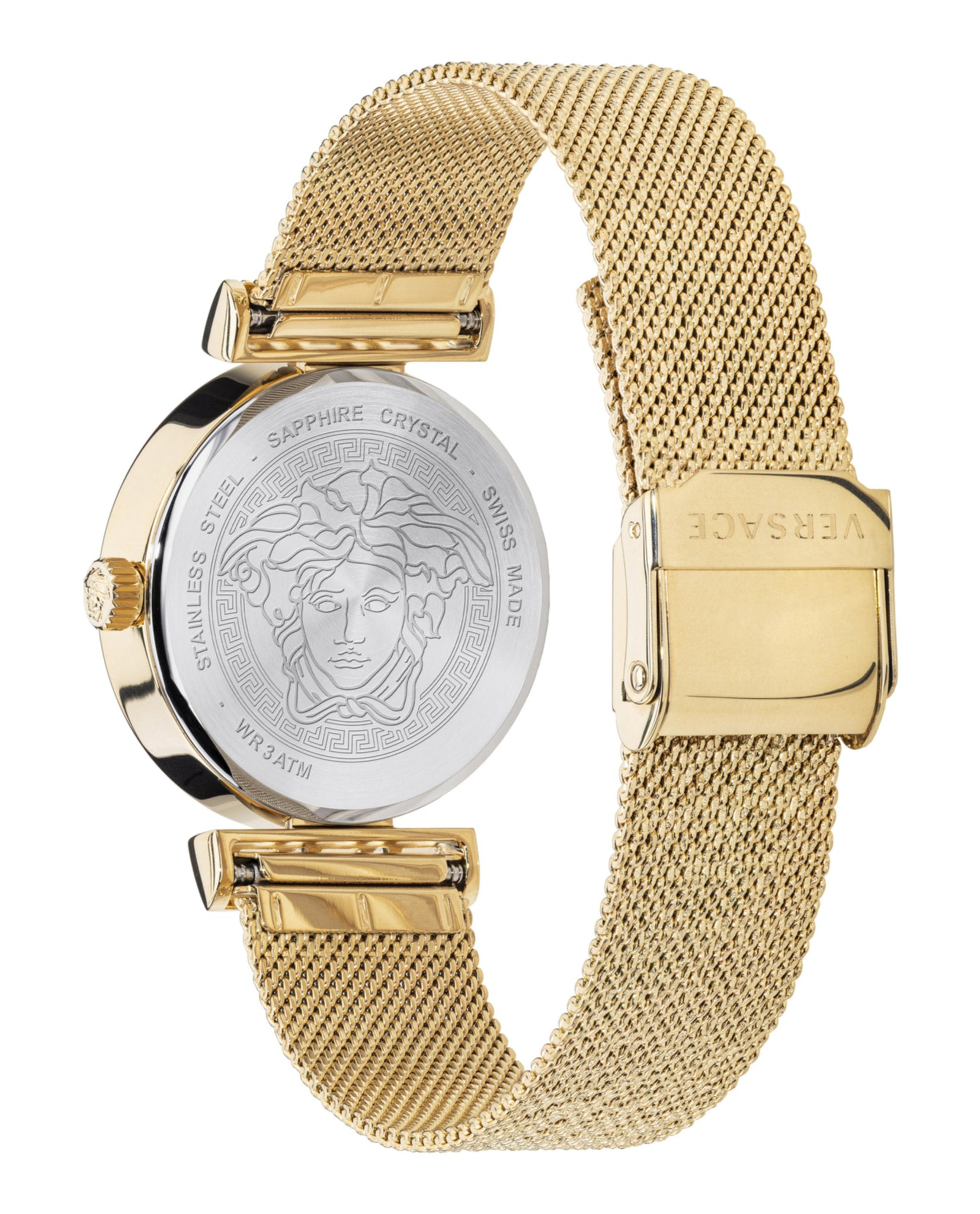 Meander Bracelet Watch