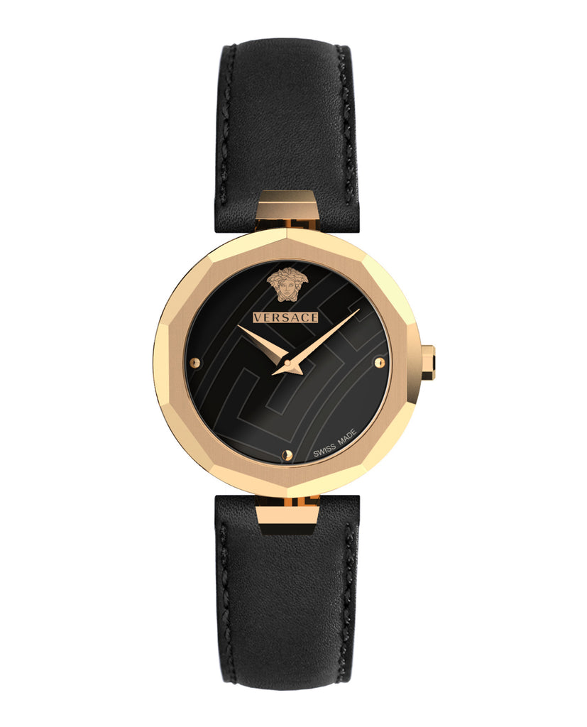 Idyia Leather Watch