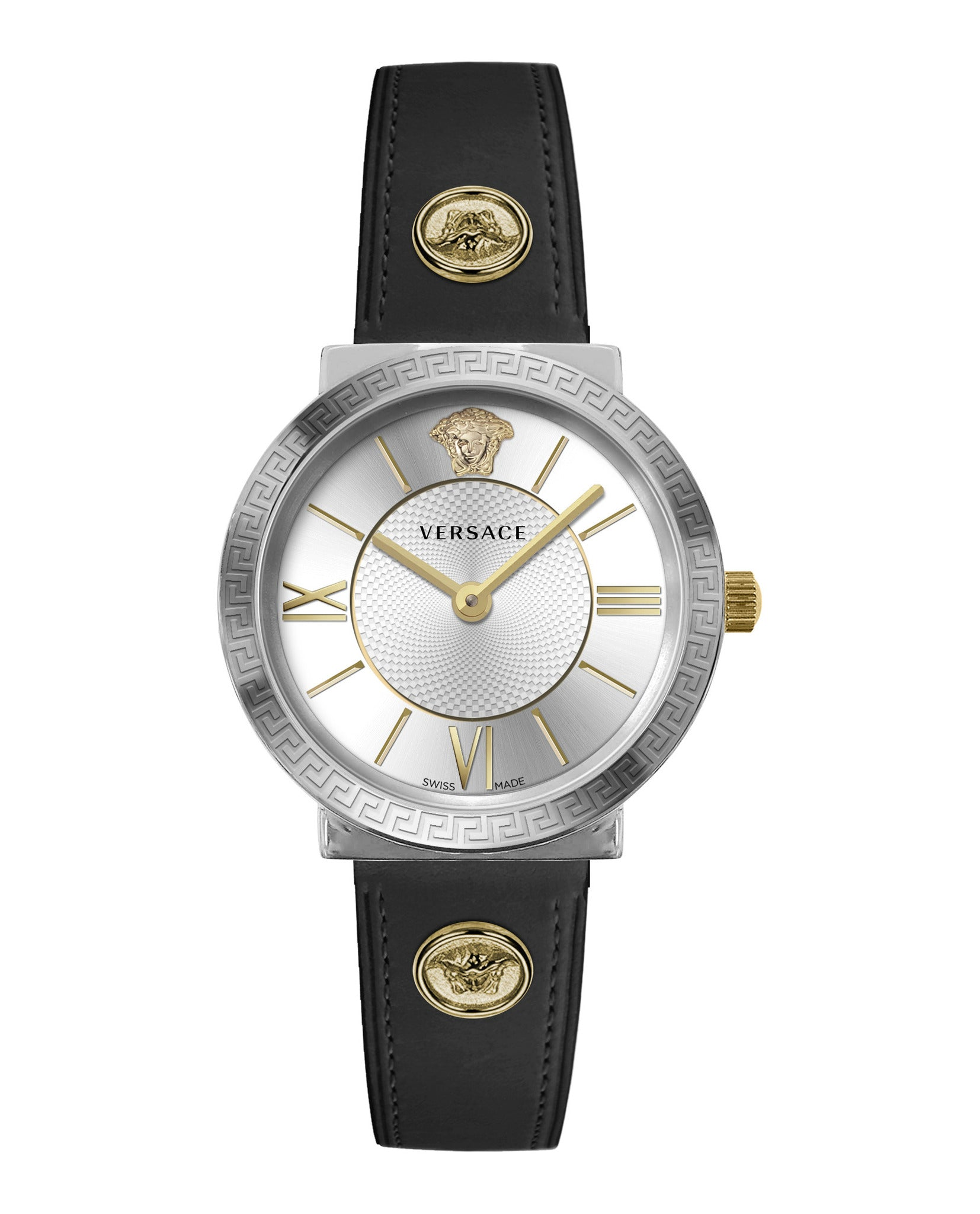 Glamour Leather Watch