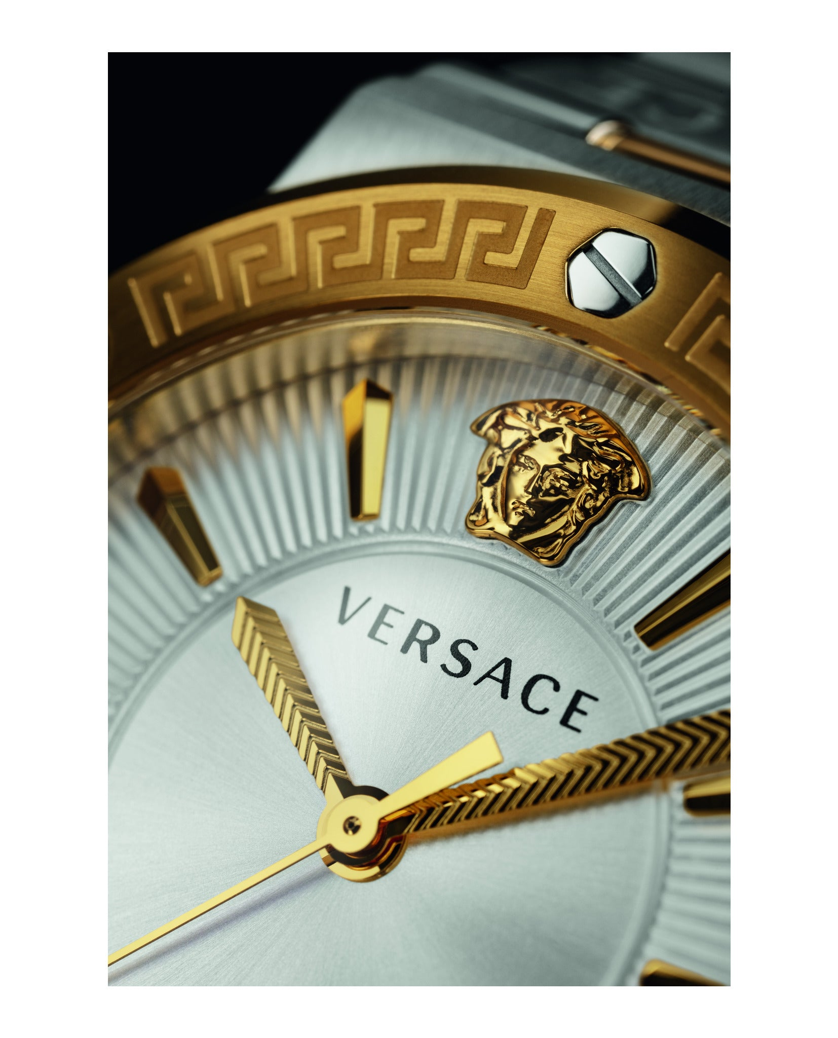 Versace Greca Logo Watch