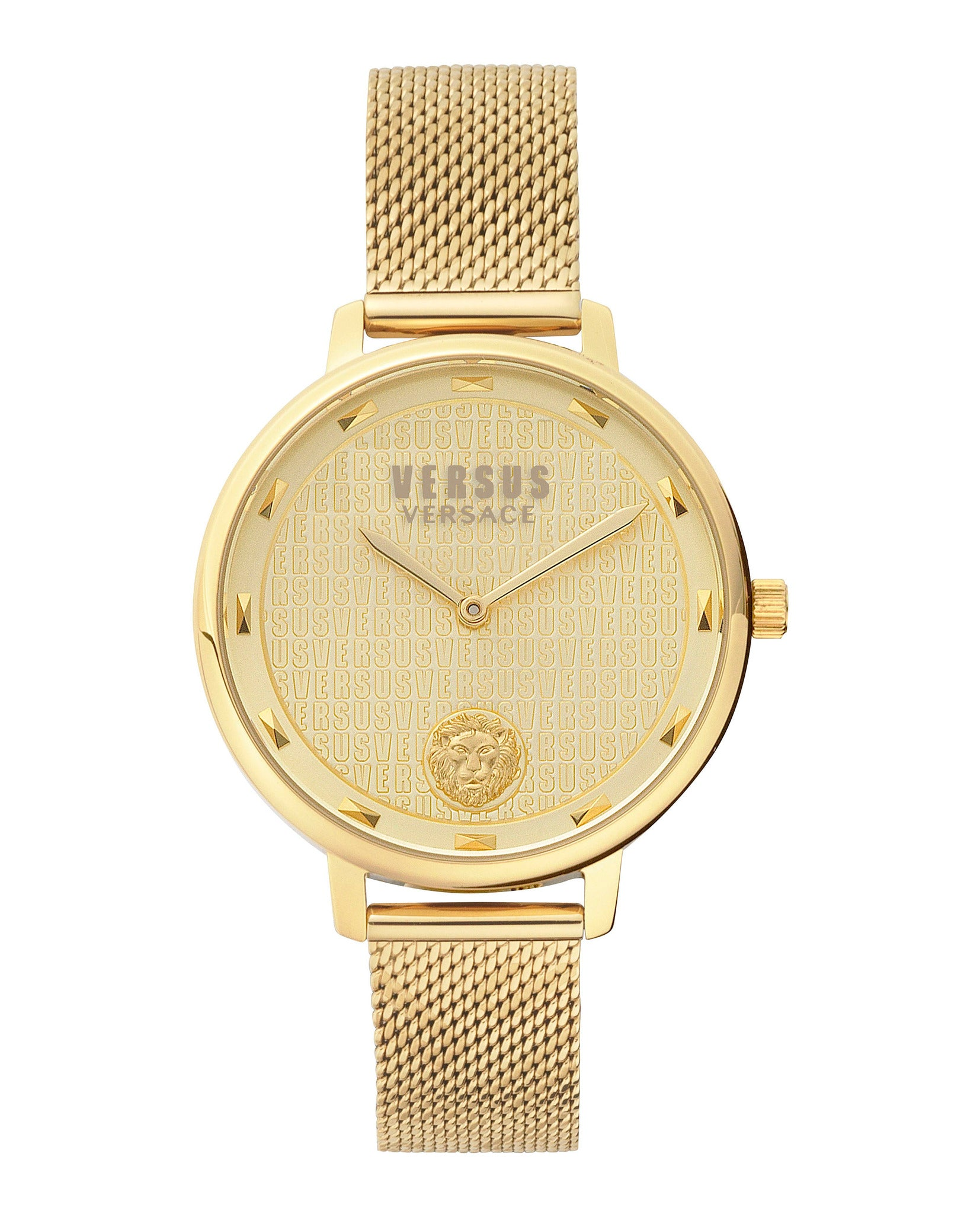 La Villette Mesh Watch