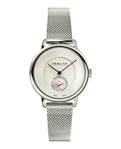 RE-BALANCE T-1 Steel Watch