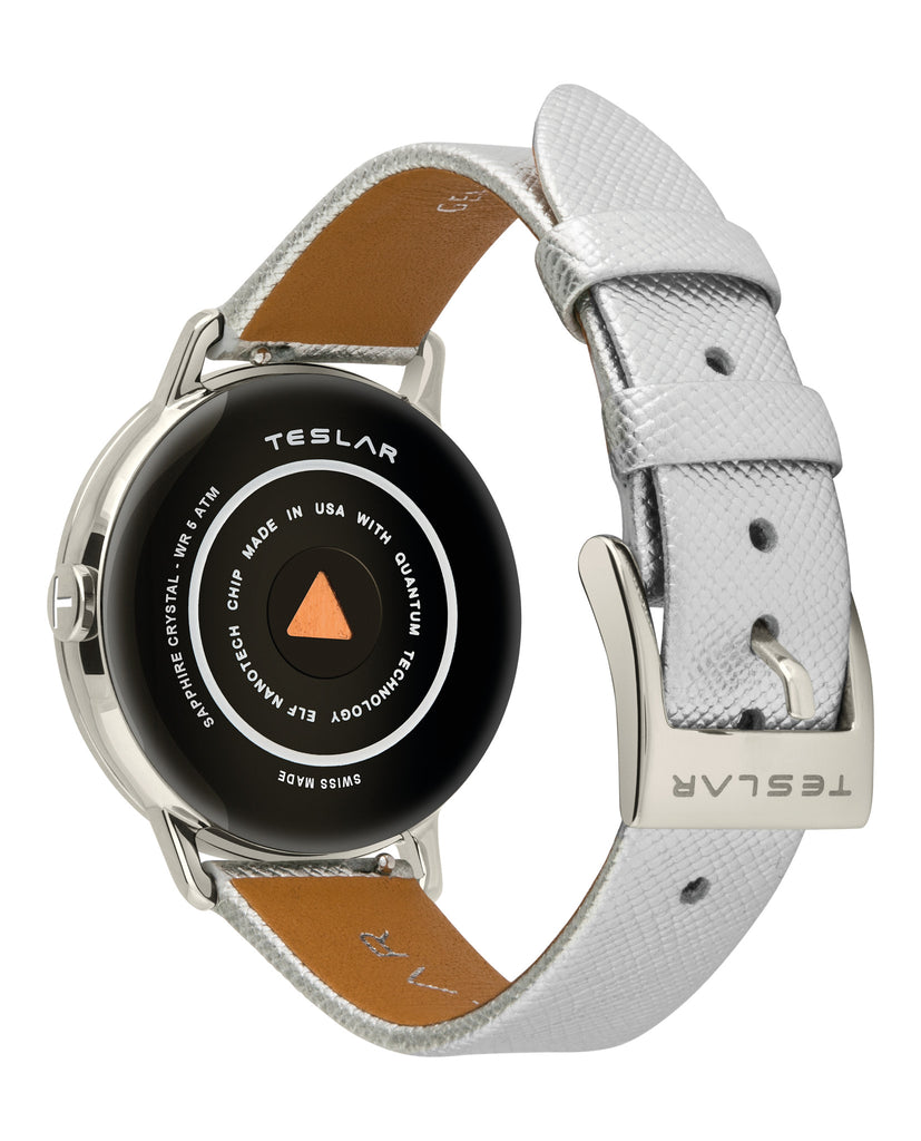 RE-BALANCE T-3 Leather Watch