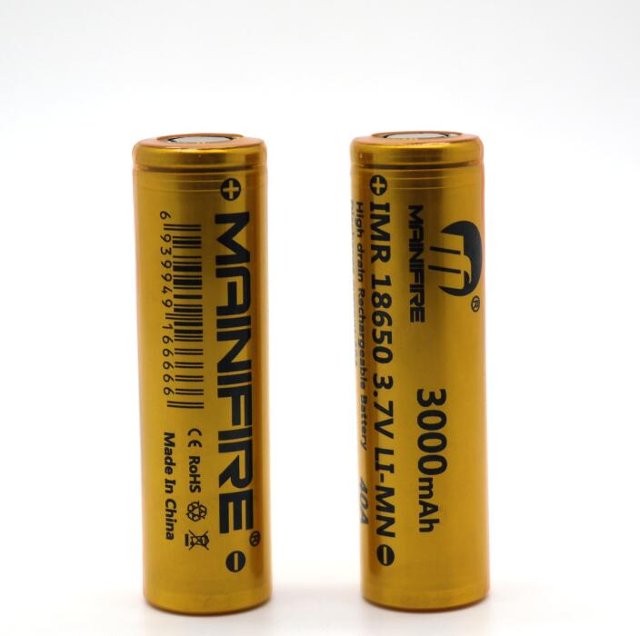 18650 vape battery high power