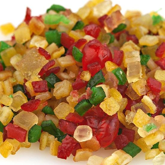 Mixed Fruit Peel - Candied Fruit