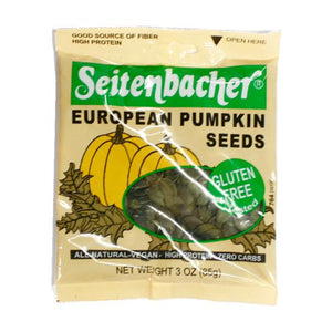 European Pumpkin Seeds