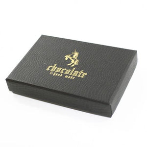 Chocolate Praline Box-Black for 6 pieces