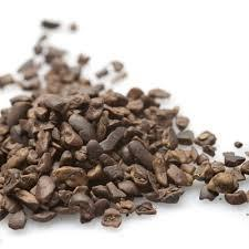 Roasted cocoa bean / cocoa nibs