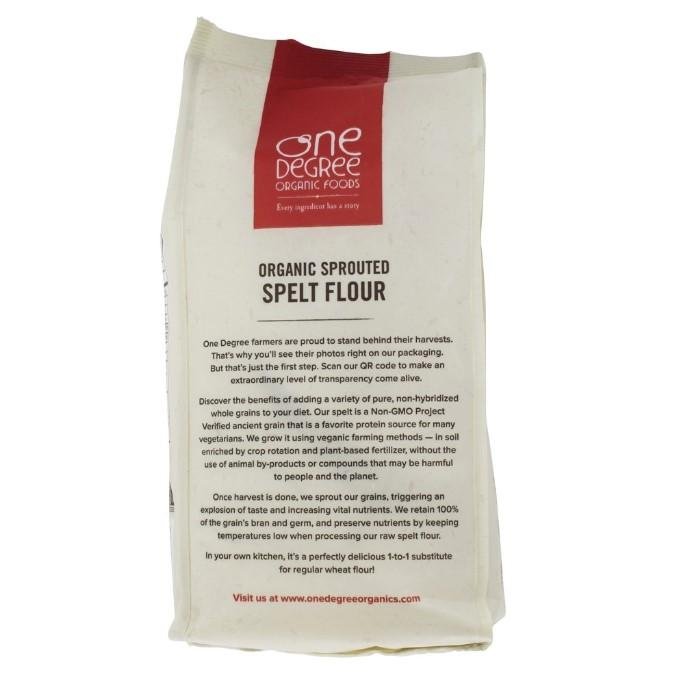 Sprouted Spelt Flour | Organic